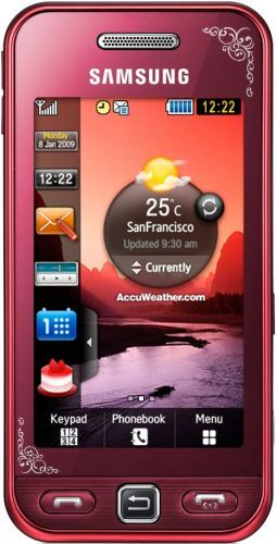 Samsung Star S5230 La Fleur