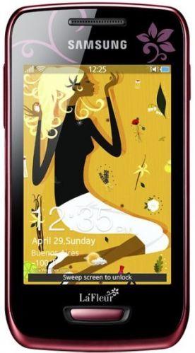 Samsung Wave Y La Fleur S5380