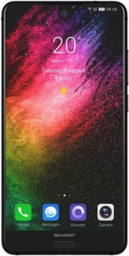 Sharp Aquos S2 Standard Edition