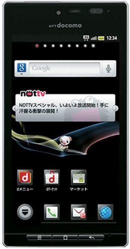 Sharp SH-06D Aquos Phone