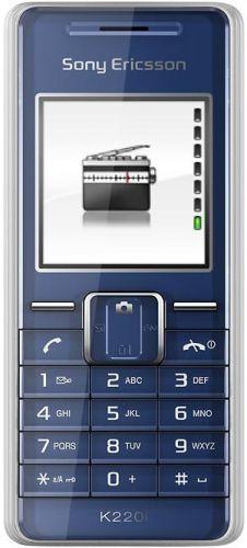 Sony Ericsson K220i