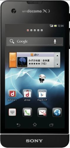 Sony Xperia SX SO-05D