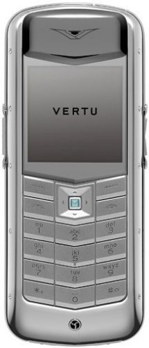 Vertu Constellation Exotic Aqua Ostrich