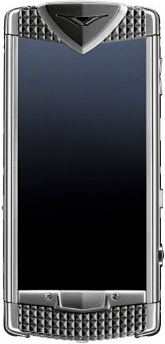 Vertu Constellation T Smile Pebble Grey