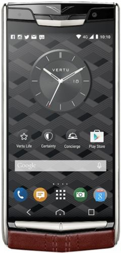 Vertu New Signature Touch Garnet Сalf