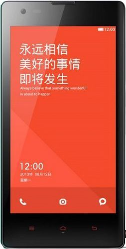 Xiaomi Red Rice 1s