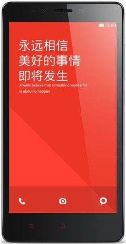Xiaomi Redmi Note standart